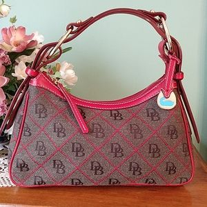 Dooney & Bourke Signature Slouch Bag